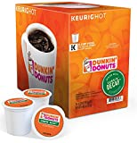 Dunkin Donuts Dunkin Decaf K-Cups (192 Count) with Bonus K-Cups