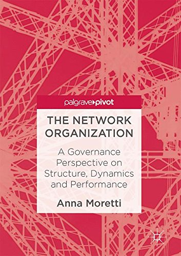 The Network Organization: A Governance Perspective on Structure, Dynamics and Performance by Palgrave Macmillan