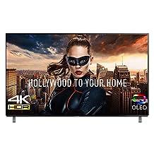 "Panasonic 65"" 4K Ultra HD OLED TV with HDR, THX 4K, Studio Colour"