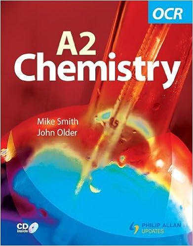 Amazon Chemistry Ocr A2 9781844894352 John Older Mike