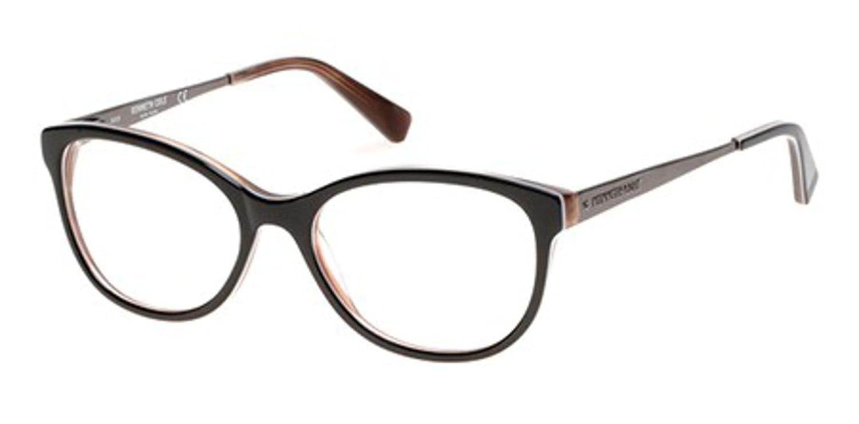 Eyeglasses Kenneth Cole New York KC 0265 001 shiny black