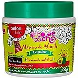 Salon Line Mascara Hidratação Abacate, Branco