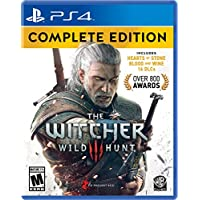 Witcher 3: Wild Hunt Complete Edition - PlayStation 4...