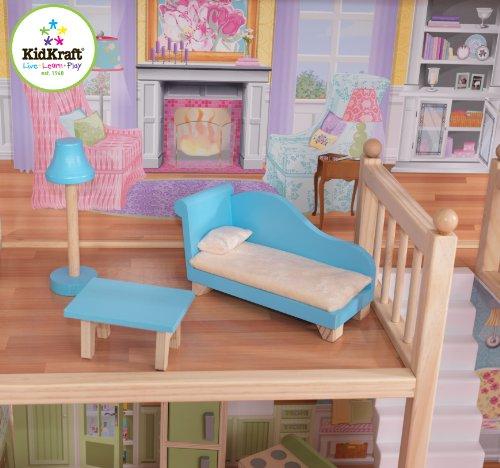 51U3JJ4DDWL - KidKraft So Chic Dollhouse with Furniture