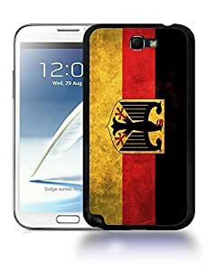Germany National Vintage Flag Phone Designs For Ipod Touch 4 Case Cover
