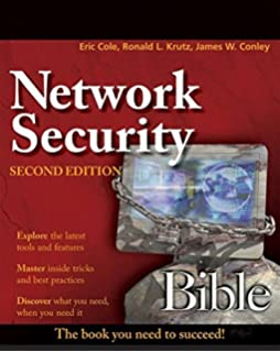 Computer security 9780470741153 computer science books amazon network security bible fandeluxe Choice Image
