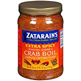 Zatarain s Extra Spicy Crawfish, Shrimp & Crab Boil Seasoning, 63 oz