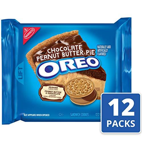 Oreo Sandwich Cookies Chocolate Peanut product image