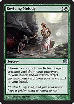 MTG REVIVING MELODY X 4 N//M JOURNEY INTO NYX