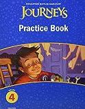 Journeys: Practice Book Consumable Grade 4