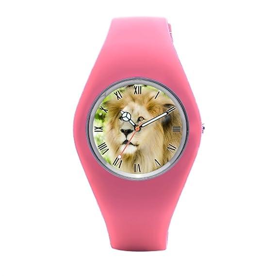 timetoshine relojes deportivos para hombre vida silvestre unidad de investigación en honor de Cecil lujo muñeca