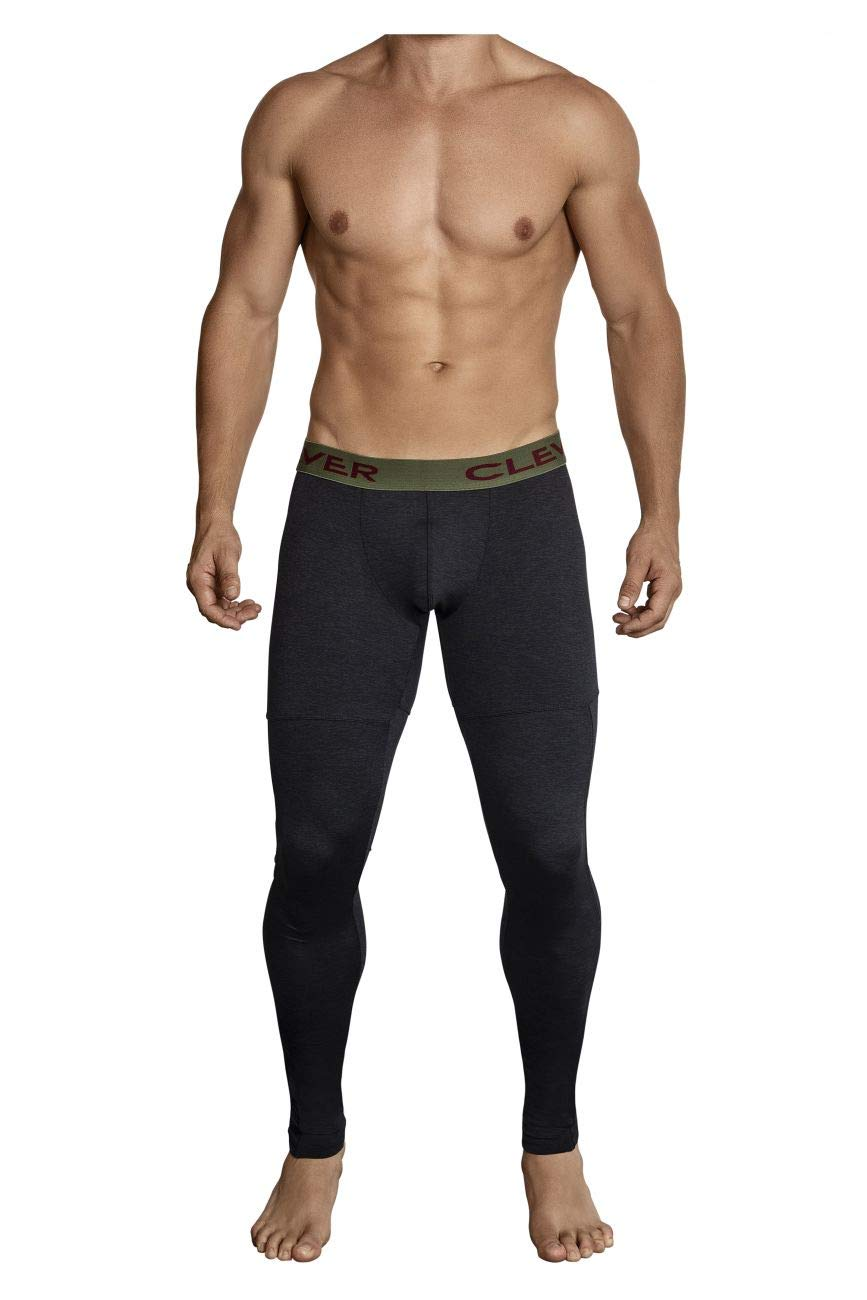 Clever 0314 Gordiano Athletic Pants by Clever