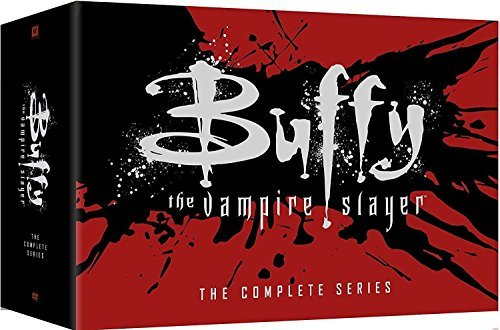 Buffy: The Vampire Slayer Complete Series Season 1-7 (DVD 2017, 39-Disc Box Set) YammaMarket