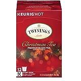 k cups christmas - Twinings Christmas Blend Black Tea Keurig K-Cups