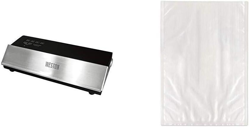 Weston 65-0501-W Professional Advantage Vacuum Sealer, 11