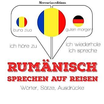 Amazoncom Rumänisch Sprechen Auf Reisen Ich Höre Zu Ich