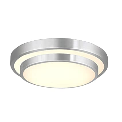 Lights & Lighting Reasonable 18w 24w Crystal Flush Mounted Led Ceiling Lights Modern Round Ceiling Lamp For Living Room Bedroom Dining Room Fixtures