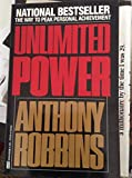 Unlimited Power Anthony Robbins Paperback National Bestseller the Way to Peak Personal Achievemnt