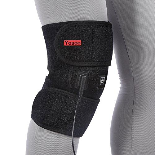 microwavable knee heating pad - 4
