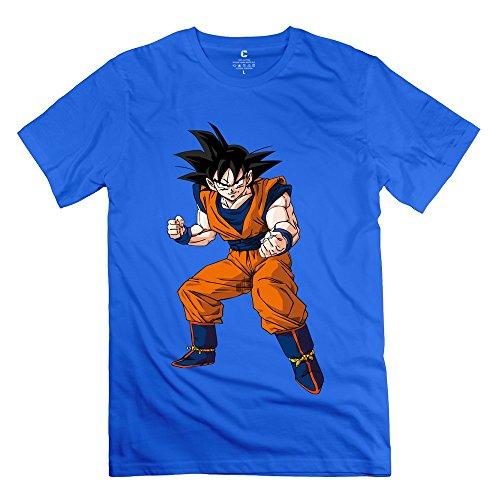 Kaixuan Create A Guys Dragon Ball Goku T Shirt