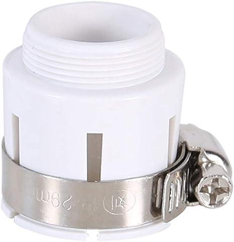 RENNICOCO 360-grado Grifo de Agua de Ahorro de Dispositivo Anti-Splash Grifo y Adaptador para lavadero de Cocina y grifos de Bar