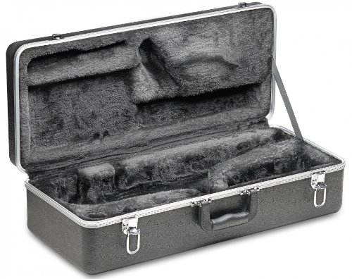 Stagg ABS-AS Case for Alto Saxophone - Black