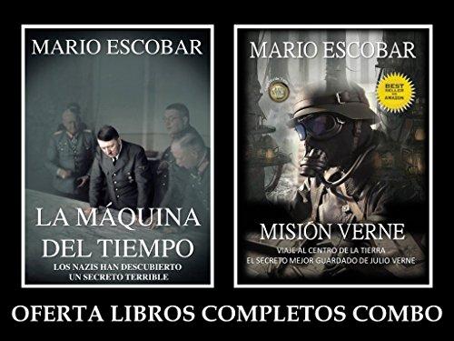 Misión Verne y La Máquina del Tiempo (Combo) (Spanish Edition) by [