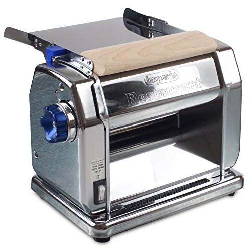 Imperia P108 Electric Pasta Machine without Cutters