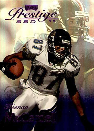 (1999 Playoff Prestige SSD Spectrum Purple #59 Keenan McCardell /500 - Jaguars)