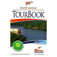 AAA North Central Tourbook: Iowa, Minnesota, Nebraska, North Dakota, South Dakota: 2007 Edition (2007 Edition, 2007-461307)