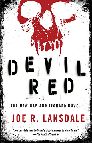 Red Devil Movie Character (Devil Red (Hap and Leonard)