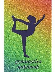 Gymnastics Notebook: Gymnastics Journal for Girls   Blank Lined Journal Gift for Gymnast