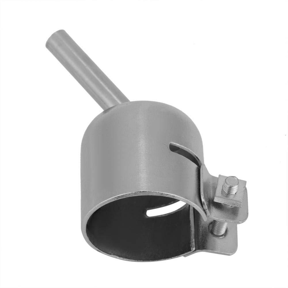 Kurz, 5 * 5 mm Hei/ßluftpistole D/üse f/ür 850 Hei/ßluft L/ötstation Reparaturwerkzeug Zubeh/ör Hei/ßluftpistole D/üse