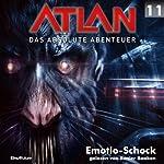Emotio-Schock (Atlan - Das absolute Abenteuer 11) | Peter Terrid,Horst Hoffmann