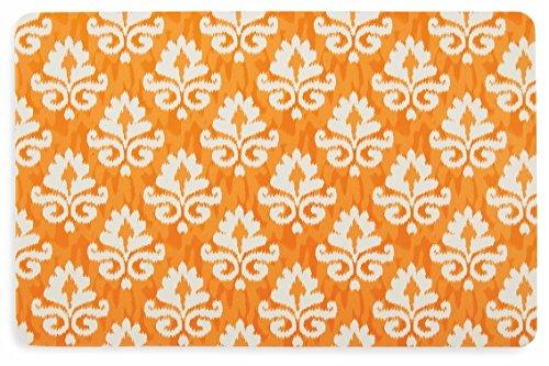 43.5/x 28/x 0.32/cm Villa dEste Home Tivoli Mandala Lot de 6/Sets de Table PVC-poliestere Multicolore 6/unit/és
