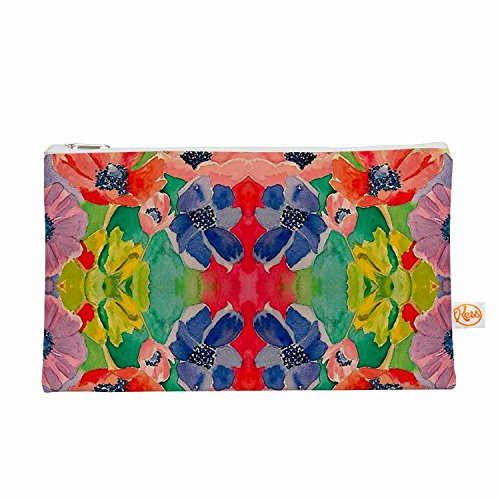 Kess eigene 12,5x 21,6cm gukuuki Frühling Alles Tasche–mehrfarbig Floral