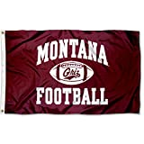 Montana Grizzlies Football Flag