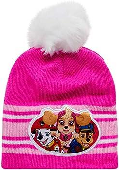 Gaiter Scarf 3 Piece Set Nickelodeon Girls JoJo Siwa or Paw Patrol Winter Hat Gloves or Mittens Toddler//Little Girls