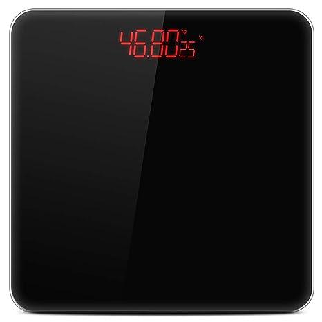 FLy Balanzas Electrónicas De Carga Portátiles USB Escalas Medición De Cuerpo Humano Precisa Rango De 180
