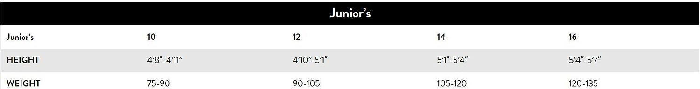 NeoSport Wetsuits Junior Premium Neoprene 3mm Junior Full Suit