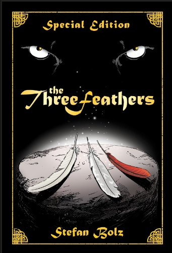 Three Feathers Special Dreamer Trilogy ebook product image