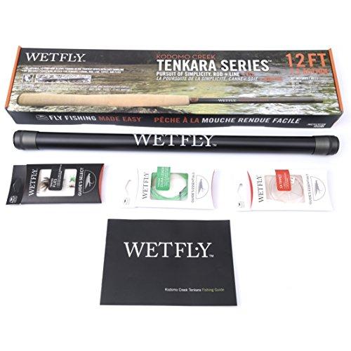 Wetfly Kodomo Creek Tenkara Series Kit, 12' by Wetfly