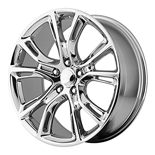 OE Creations | 137C-217350 | 20 Inch | 11/12 Grand Cherokee SRT8 | PR137 Wheel/Rim | Chrome | 20x10 Inch | 5x5.0/5x127.00 | 50mm (Grand Cherokee Srt8 Rims compare prices)