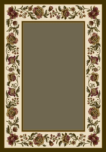 - Milliken Signature Collection Penelope Square Area Rug, 7'7