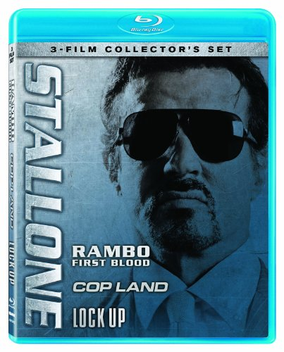 Stallone Collector's Set (Rambo: First Blood/Cop Land/Lock Up) [Blu-ray]