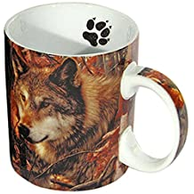 Reflective Art Colors of Autumn Boxed Coffee Mug, 16-Ounce