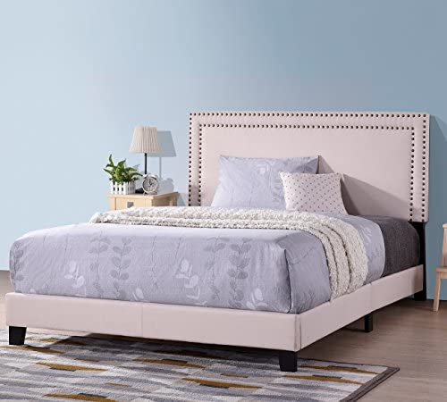 Harper Bright Designs WF038876AAA Platform Bed