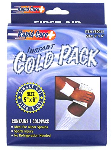Rapid Care Single Use Instant Cold Pack 5