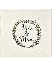 MCS Mrs. Photo Album 13.5 X 12.5 Ivory