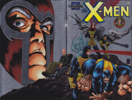 Marvel Collectible Classics: X-Men #1 - Limited Edition Chromium Foil Cover